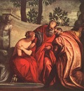 Veronese Susanna in the Bath