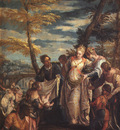 Veronese The Finding of Moses