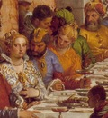 Veronese The Marriage at Cana detail1