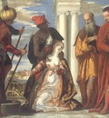 Veronese The Martyrdom of St  Justine