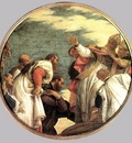 Veronese The People of Myra Welcoming St  Nicholas