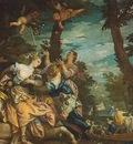 Veronese The Rape of Europe