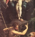 PARMIGIANINO The Vision Of St Jerome