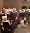 Dagnan Bouveret Le Pardon en Bretagne
