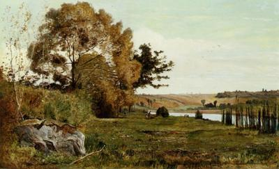Guigou Paul Camille An Autumn Morning