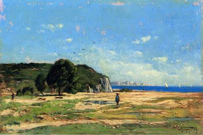 Guigou Paul Camille Hunters near the Coast of Marseille