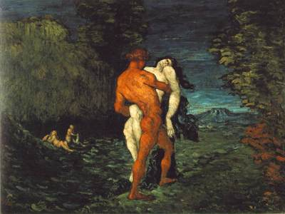 paul cezanne abduction