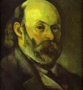 Paul Cezanne Self Portrait