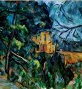 paul cezanne chateau