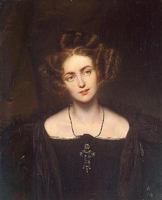 Delaroche Portrait of Henrietta Sontag