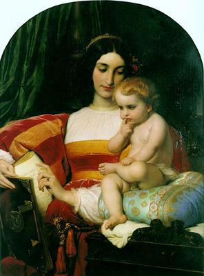 the childhood of pico della mirandola