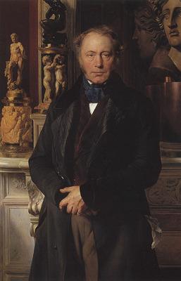 comte portrait