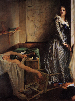 baudry paul charlotte corday