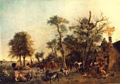 POTTER Paulus The Farm