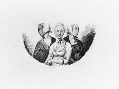 Svinin Pavel Petrovich Moravian Sisters