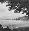 Svinin Pavel Petrovich Shad Fishermen On The Shore Of The Hudson River