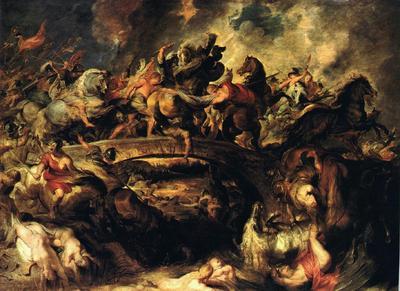 Battle of the Amazons WGA