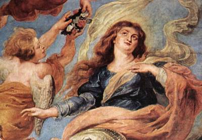 Rubens Assumption of the Virgin 1626 detail1