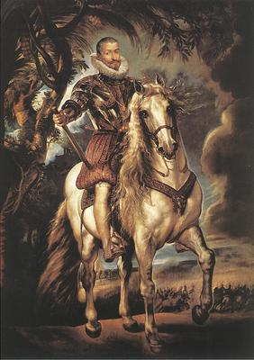 Rubens Duke of Lerma