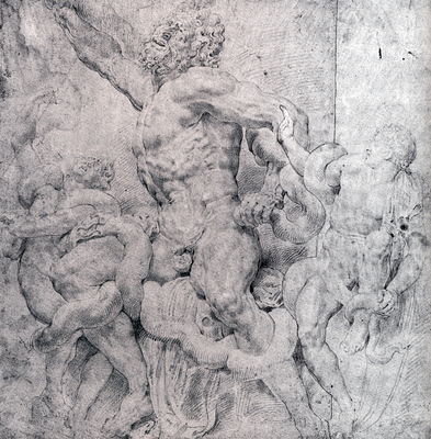 Rubens Laocoon And His Sons