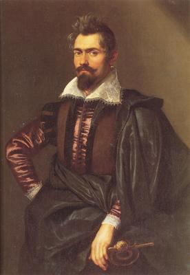 Rubens Portrait of Gaspard Schoppius