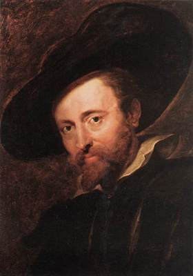 rubens self portrait 1628