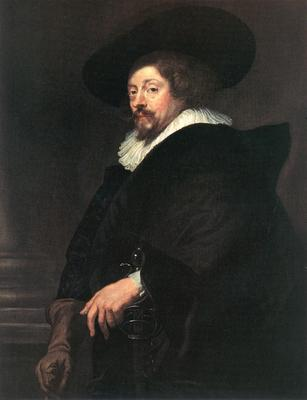 rubens self portrait