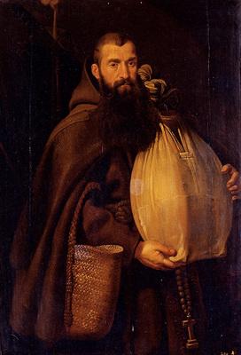 Rubens Sir Peter Paul Saint Felix Of Cantalice