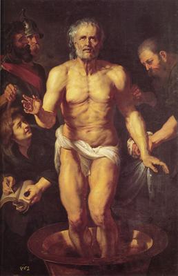 Rubens The Death of Seneca