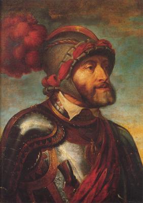 Rubens The Emperor Charles V