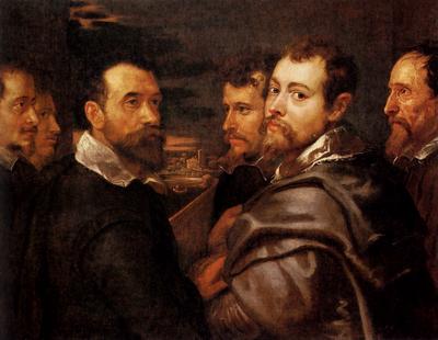 Rubens The Mantuan Circle Of Friends