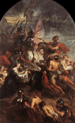 Rubens The Road to Calvary