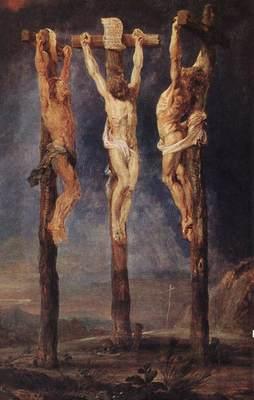 Rubens The Three Crosses