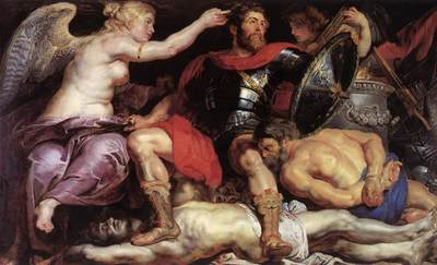 Rubens The Triumph of Victory