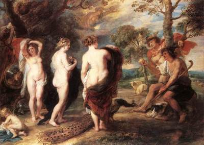 The Judgment of Paris WGA
