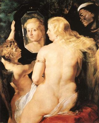 Venus at a Mirror WGA