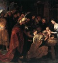 Rubens Adoration of the Magi