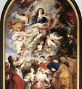 rubens assumption of the virgin