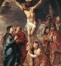 rubens christ on the cross