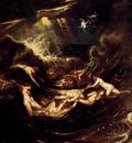 Rubens Hero And Leander