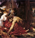 Rubens Samson and Delilah