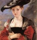 Rubens The Straw Hat