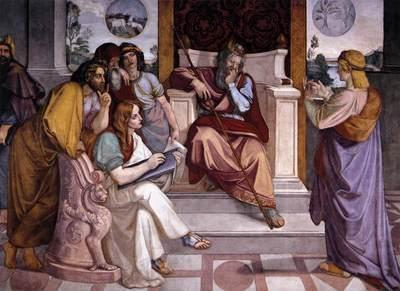 CORNELIUS Peter Joseph Interpreting Pharaohs Dream