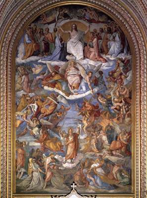 CORNELIUS Peter The Last Judgment