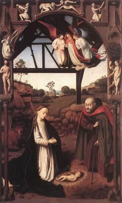 CHRISTUS Petrus Nativity