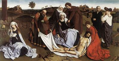 CHRISTUS Petrus The Lamentation Pic1