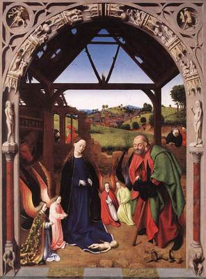 CHRISTUS Petrus The Nativity
