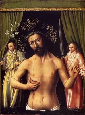 Christus Petrus The Man Of Sorrows