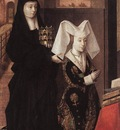 CHRISTUS Petrus Isabel Of Portugal With St Elizabeth