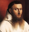 CHRISTUS Petrus Portrait Of A Carthusian